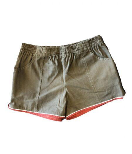 Cali Shorts Khaki 1
