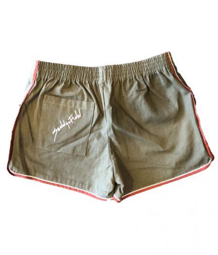Cali Shorts Khaki 2