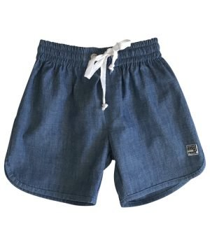 Thommo Shorts Chambray 1