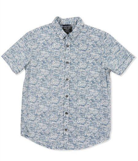 indie kids reverse fade ss shirt
