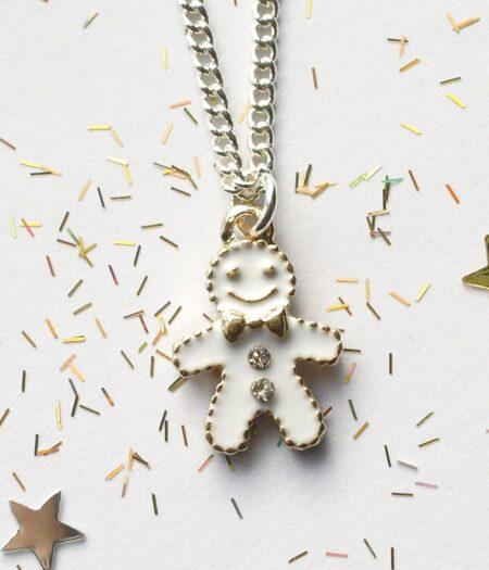 lauren hinkley gingerbread necklace