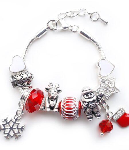 lauren hinkley santa bracelet