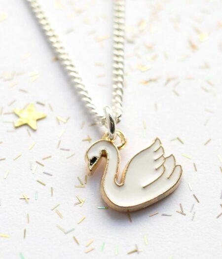 lauren hinkley swan lake necklace