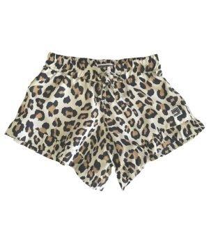 Bella Shorts Leopard 1
