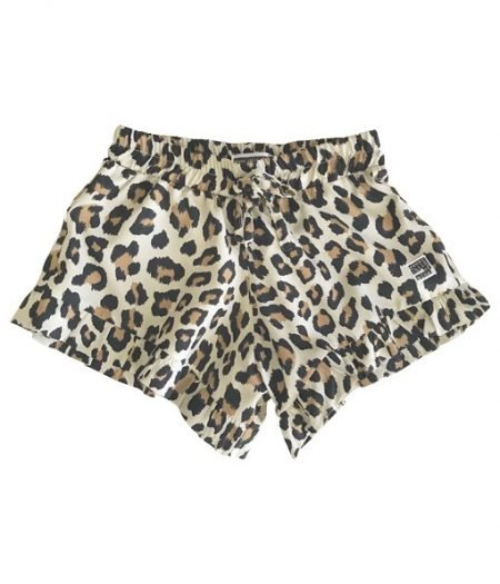 Bella Shorts Leopard 1