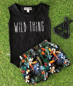 scom wild thing top toucan nap pants