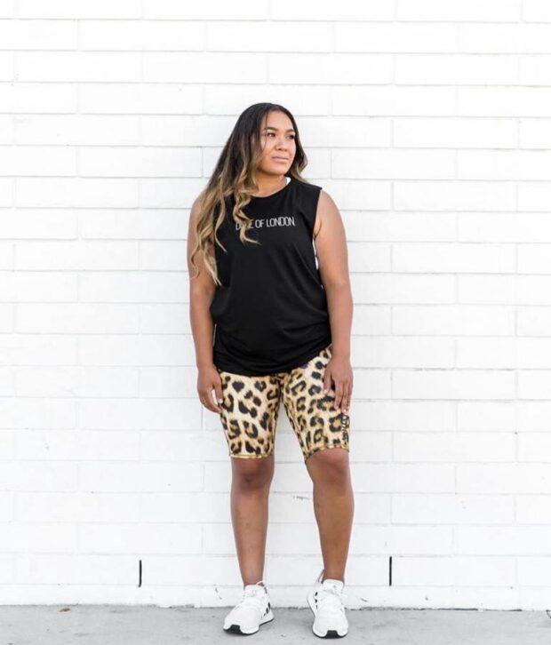 dol leopard lady