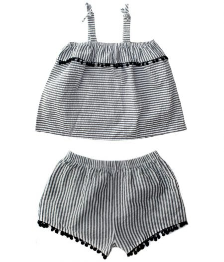 BILLIE SET STRIPE