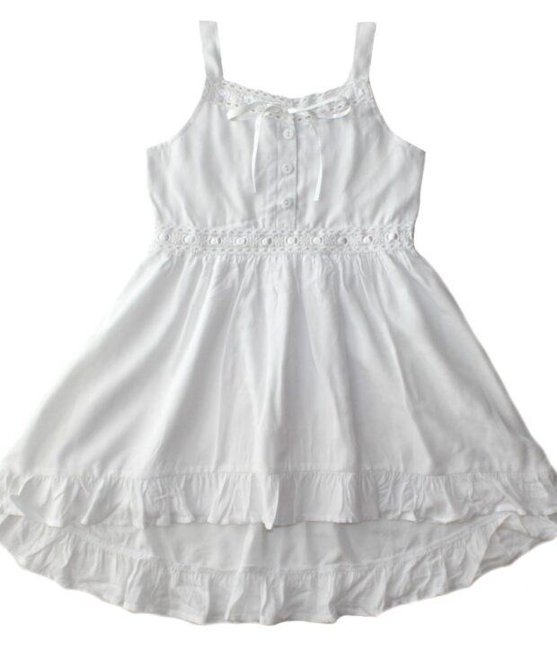 MILA DRESS WHITE