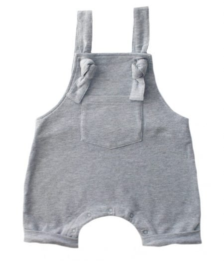 TALLY ROMPER – GREY