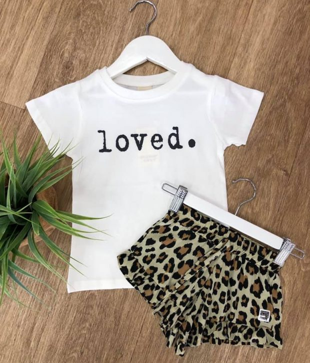Loved & Happy tees