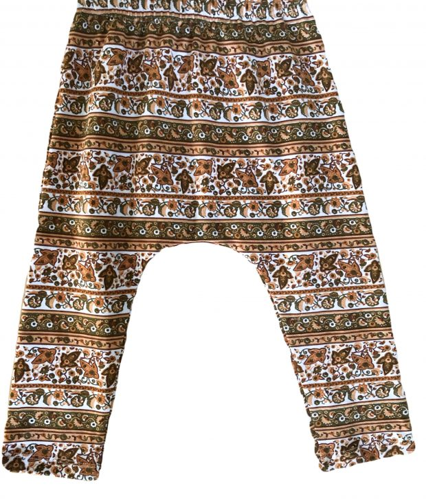 TULLY & THE CHIEF ELM BABY LEGGINGS IN RUSTIC BOHO