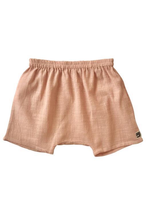 Sweet Child of Mine Bam Bam Pants Textured Rose