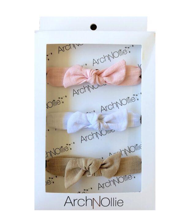 Arch N Ollie Pippen Trio Gift Set