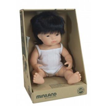Miniland Dolls 38cm - assorted styles