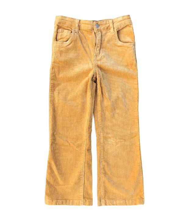 Duke Of London Mustard Cord Pants