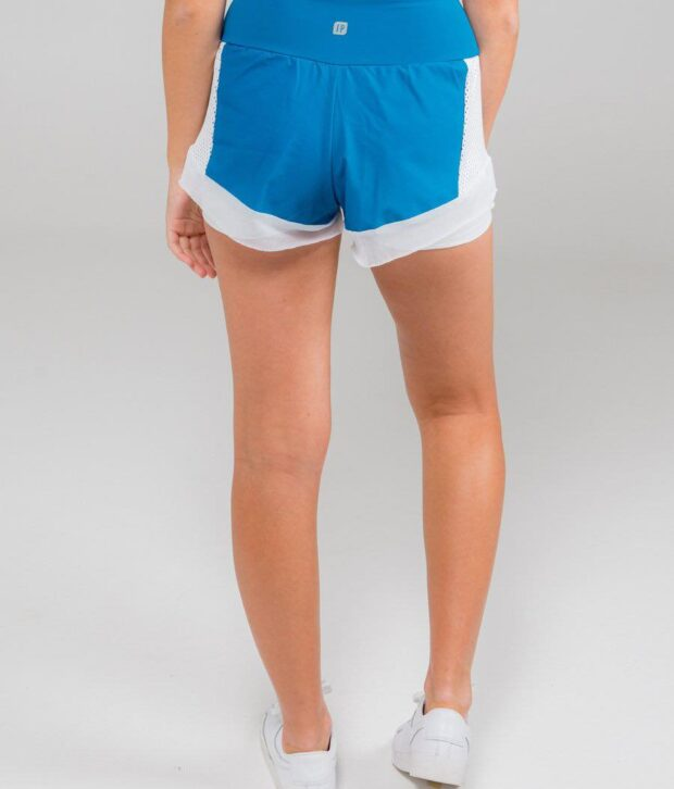 Sylvia P Bohemia TRAINING RUN SHORT