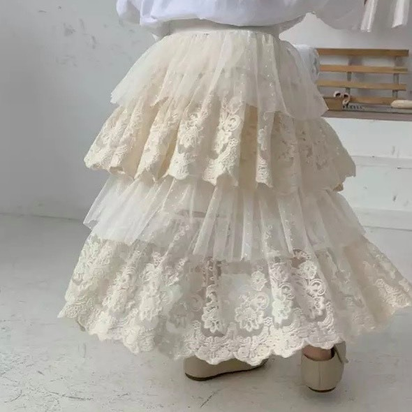 Lacey Luxe Skirt