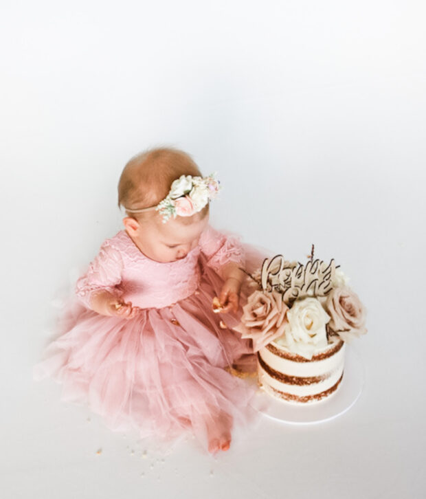 Little Lacey Aurora Grace with Sleeves