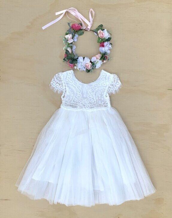 Little Lacey Leilani Dress