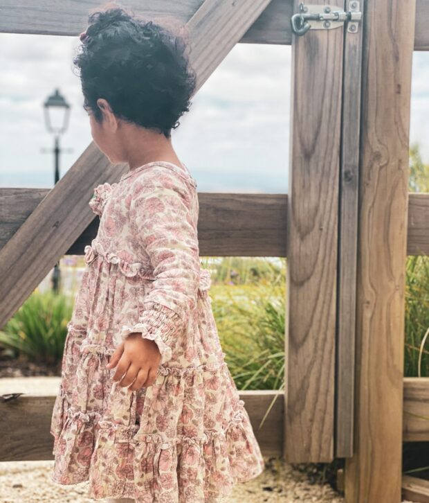 Leilani Luna Bloom Dress
