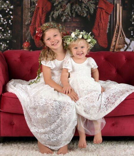 Flower Girl/Confirmation Dresses